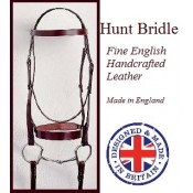 English Made Hunt Bridle