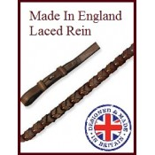 English Made Laced Reins