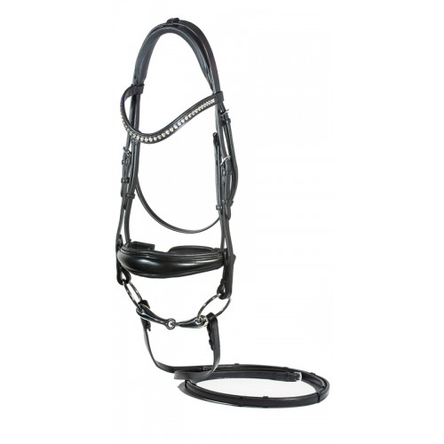 Ingrid Dressage Bridle by Nunn Finer