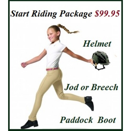 Start Riding Package