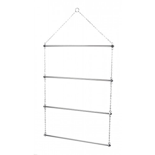 "4-Rung Blanket Rack- 24"" x 40"""