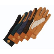 Ovation® Lycra® Crochet Gloves -  Ladies'