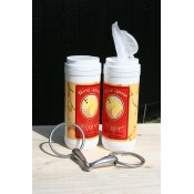 Horse Amour Bit Wipes- Case of 12