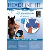 Headline IT!® Helmet Liners