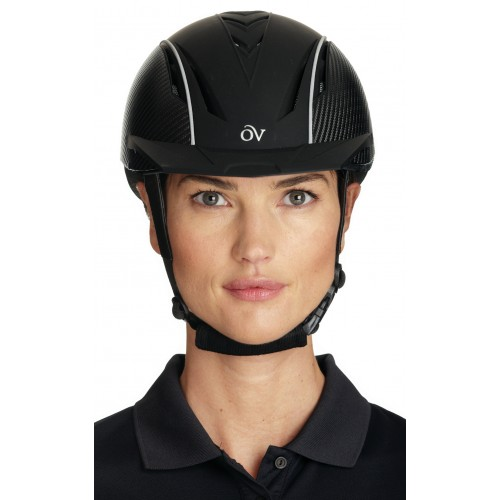 Ovation® Sync with Carbon Fiber Print Helmet