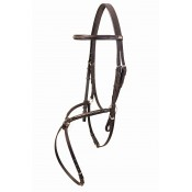 Tekna® Fancy Stitched Figure 8 Bridle
