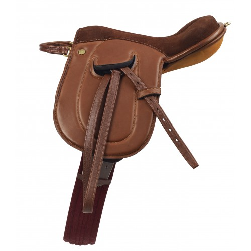 Camelot™ Leather Leadline Saddle Kit