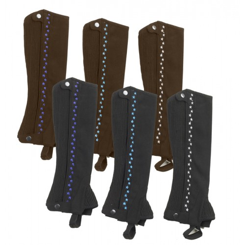 Ovation® Stars Half Chaps - Child's