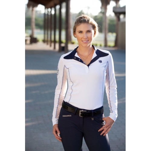 Romfh® Competitor Show Shirt- Long Sleeve