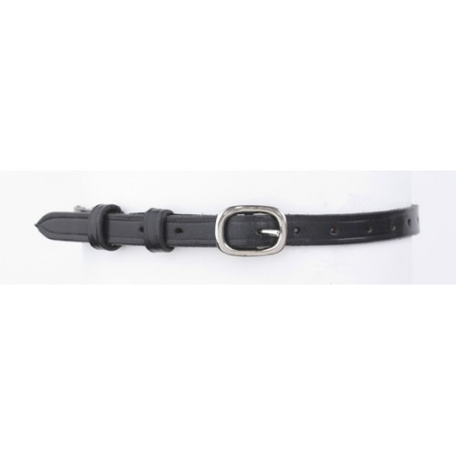 Ovation® Premium Spur Straps with Round Buckles