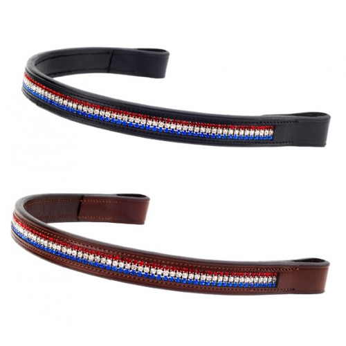 Ovation® Patriotic Browband