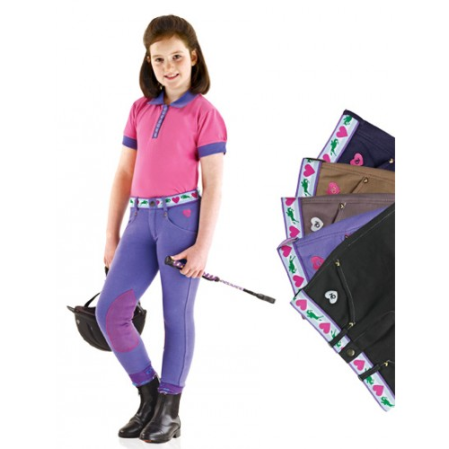 Ovation® Jumping Love Breech- Child's