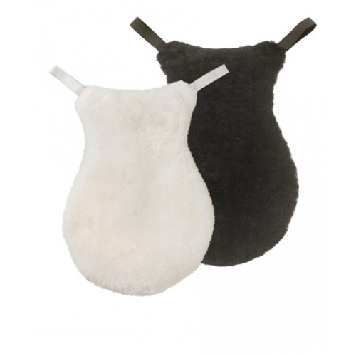 Ovation® Europa™ Sheepskin English Seat Saver