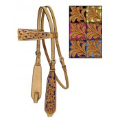 Mesquite Canyon™ Floral Tooled Headstall