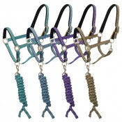 Centaur® Cushion Padded Halter with Lead