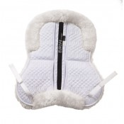 Ovation® Europa™ Sheepskin 4-Shim Solid Spine Half Pad