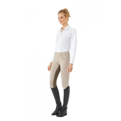 Ovation® Euro Knit Full Seat Tight - Ladies'