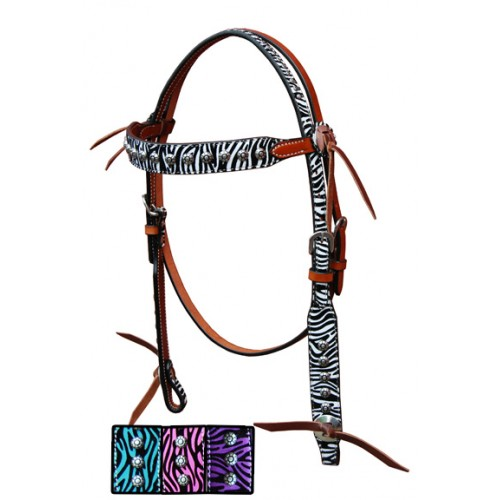 Chasing Wild™ Browband Headstall