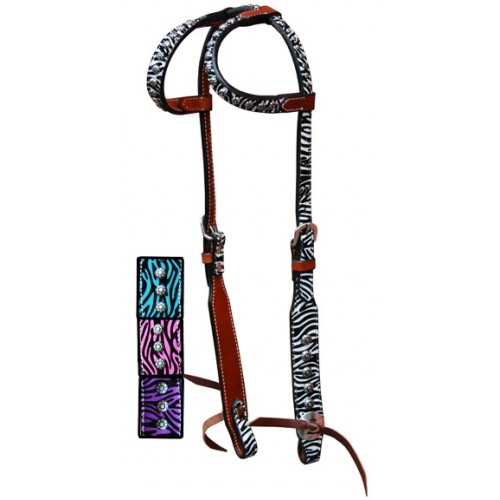 Chasing Wild™ Double Ear Headstall