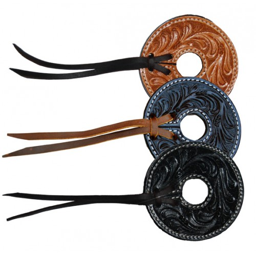 Floral Tool Leather Bit Guards