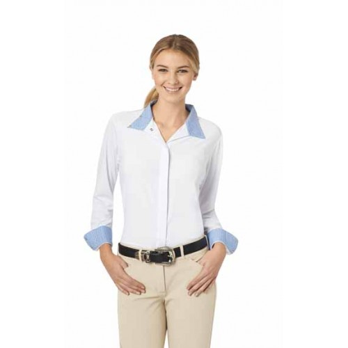 Ovation® Jorden Ladies' Tech Show Shirt