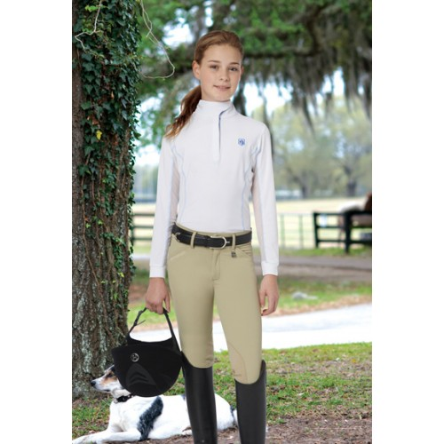 Romfh® Child's Sarafina Knee Patch Breeches