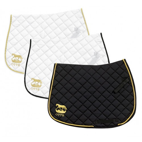OTTB® Crown AP Saddle Pad