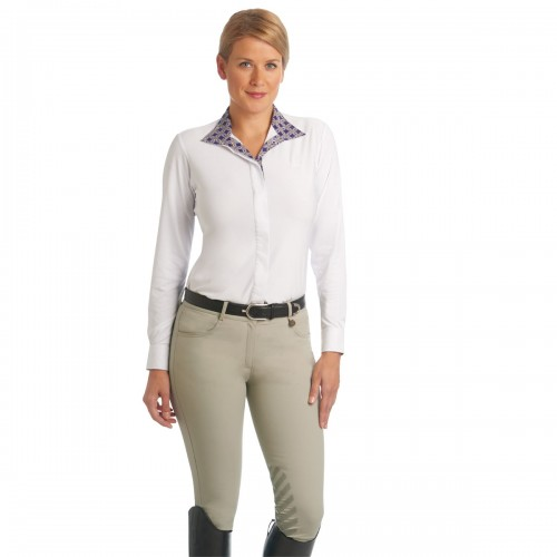 Ovation® Aqua-X Knee Patch Breeches - Ladies'