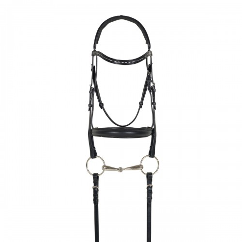 Ovation® Europa™ Crystal Crank Flash Bridle