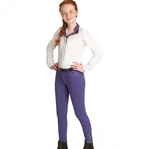 Ovation® Child's Candace Knee Patch Breech