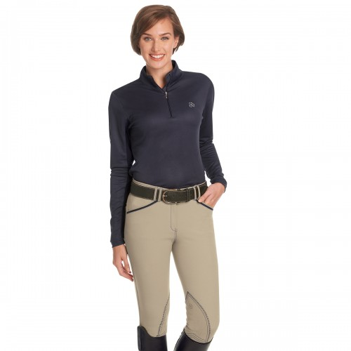 Ovation® Heiress Knee Patch Breech - Ladies'