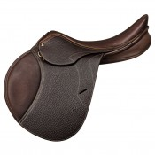 Pessoa® Gen-X™ Elite Buffalo Grained with AMS®, XCH™ and Triangle Knee Roll