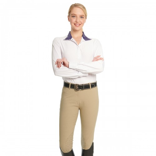 Ovation® Bellissima Knee Patch Breech- Ladies'