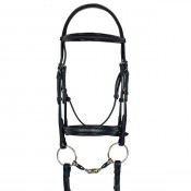 Ovation® ATS Drop Nose Dressage Bridle