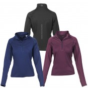 Ovation® Melani Cool Weather Long Sleeve Tech Top
