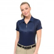 Ovation® Thesie Tech Short Sleeve Polo