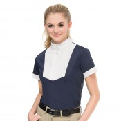 Ovation® Elegance Short Sleeve Show Shirt- Ladies'