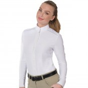 Ovation® Ladies' Long Sleeve Performance Shirt