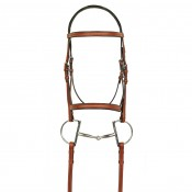 Aramas® Fancy Raised Padded Bridle with X-Long Fancy Lace Reins