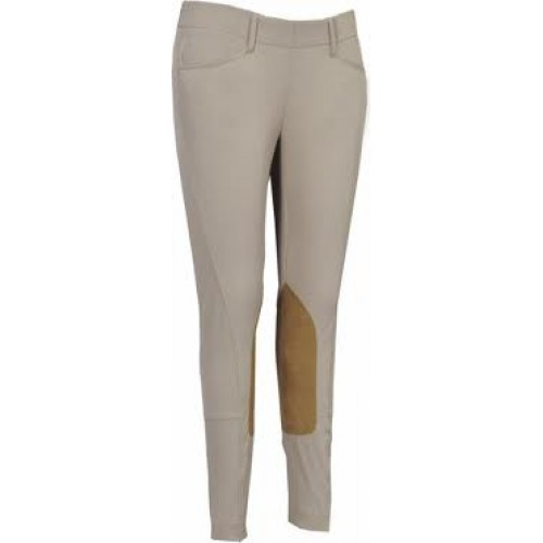 Equine Couture Side Zip Breech